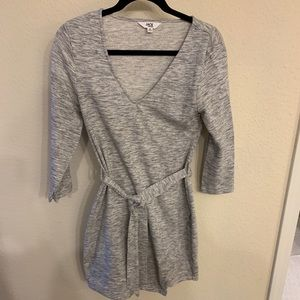 Jack by BB Dakota Gray Dress